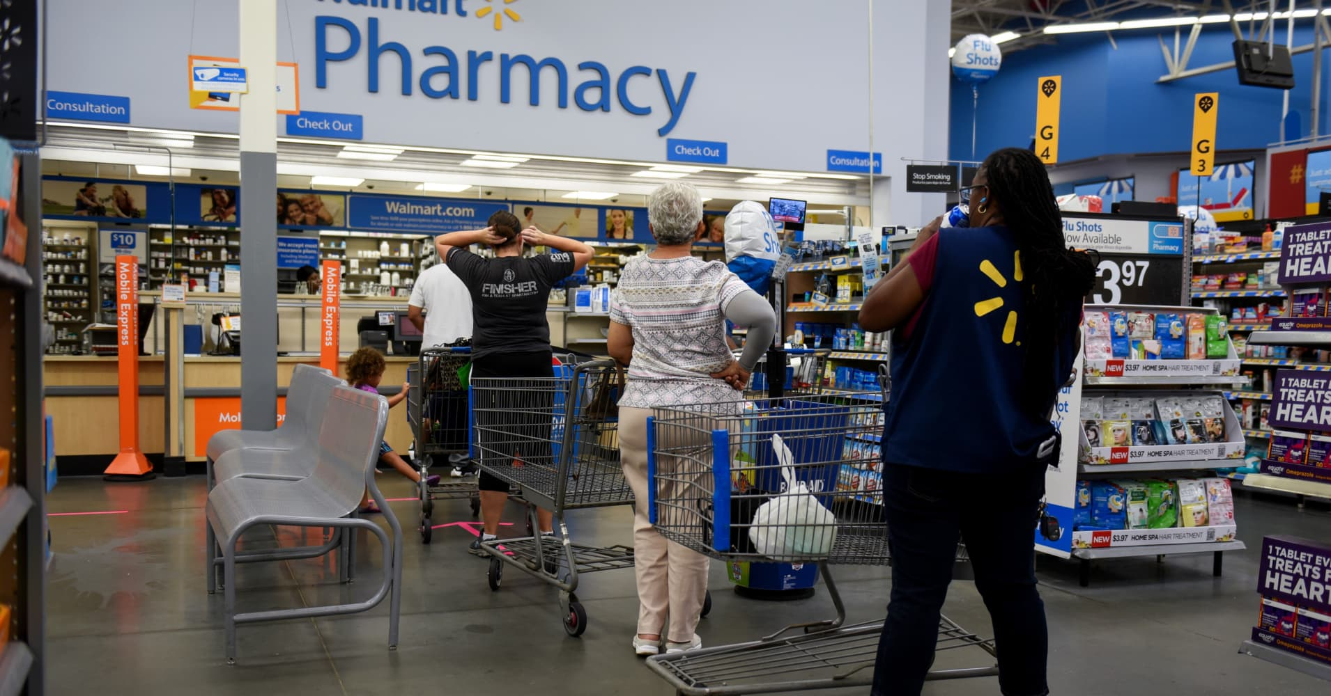 Walmart sends employees to top hospitals out of state for treatment