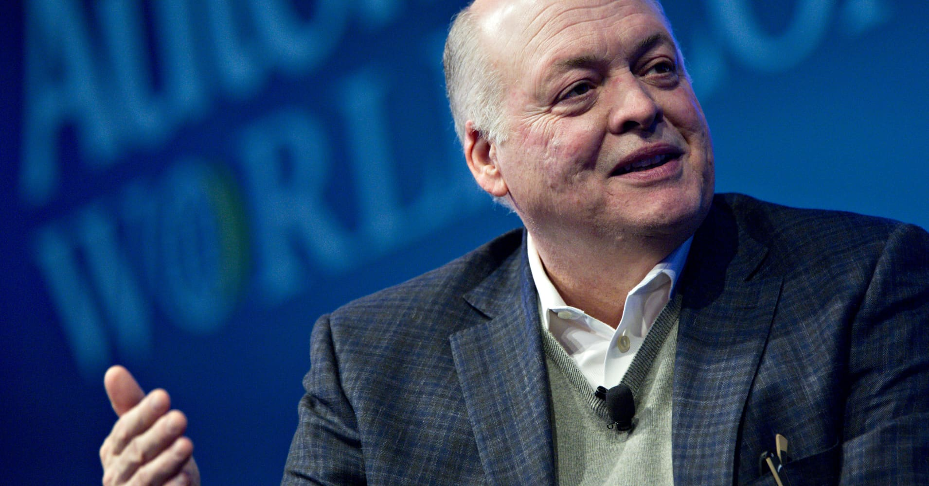 Ford CEO says a 'big surprise' coming next year with electric vehicles