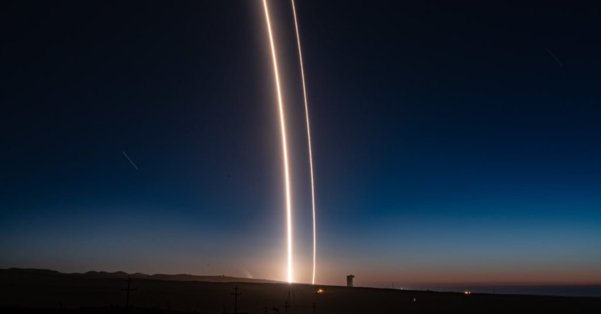 SpaceX launches the SAOCOM 1A satellite for Argentina's Space Agency on October 7 from Vandenberg Air Force Base in California.