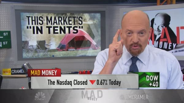 Cramer outlines the less obvious reasons for the market's sell-off and recovery