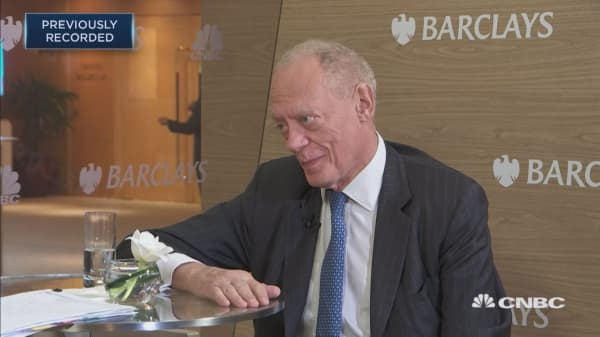 'You need long term plans in China': Barclays Bank Chairman