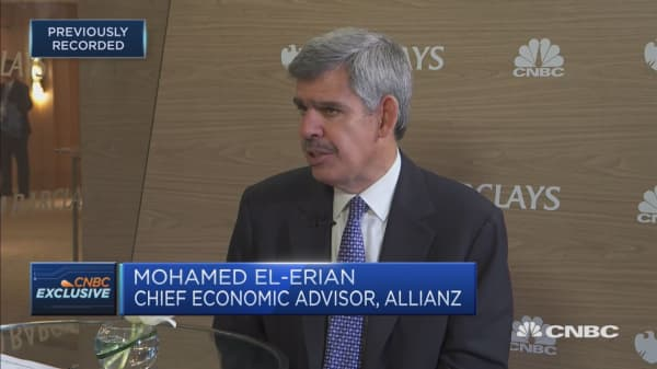 El-Erian: ECB could hike rates in middle of summer 2019
