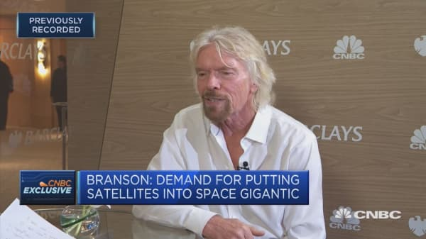 Richard Branson on Elon Musk: He needs to learn the art of delegation