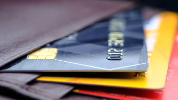 Racking up points on your credit card