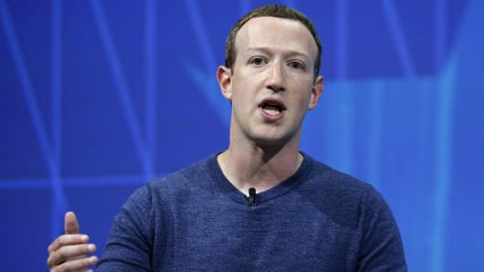 Facebook founder and CEO Mark Zuckerberg has assigned several top executives to blockchain development efforts.