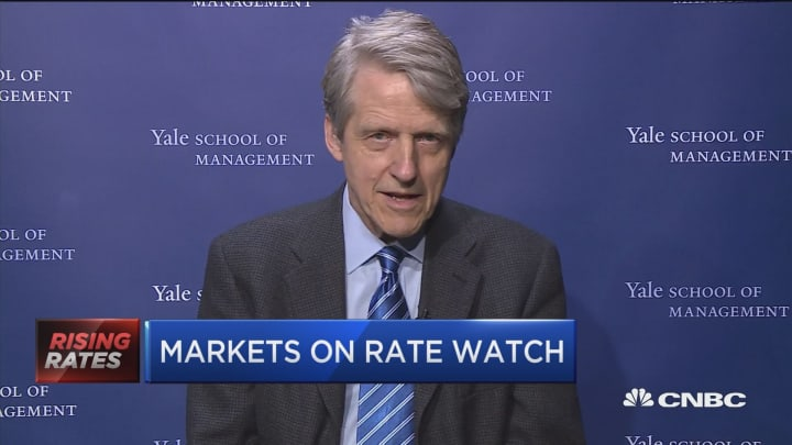 Full interview with Robert Shiller