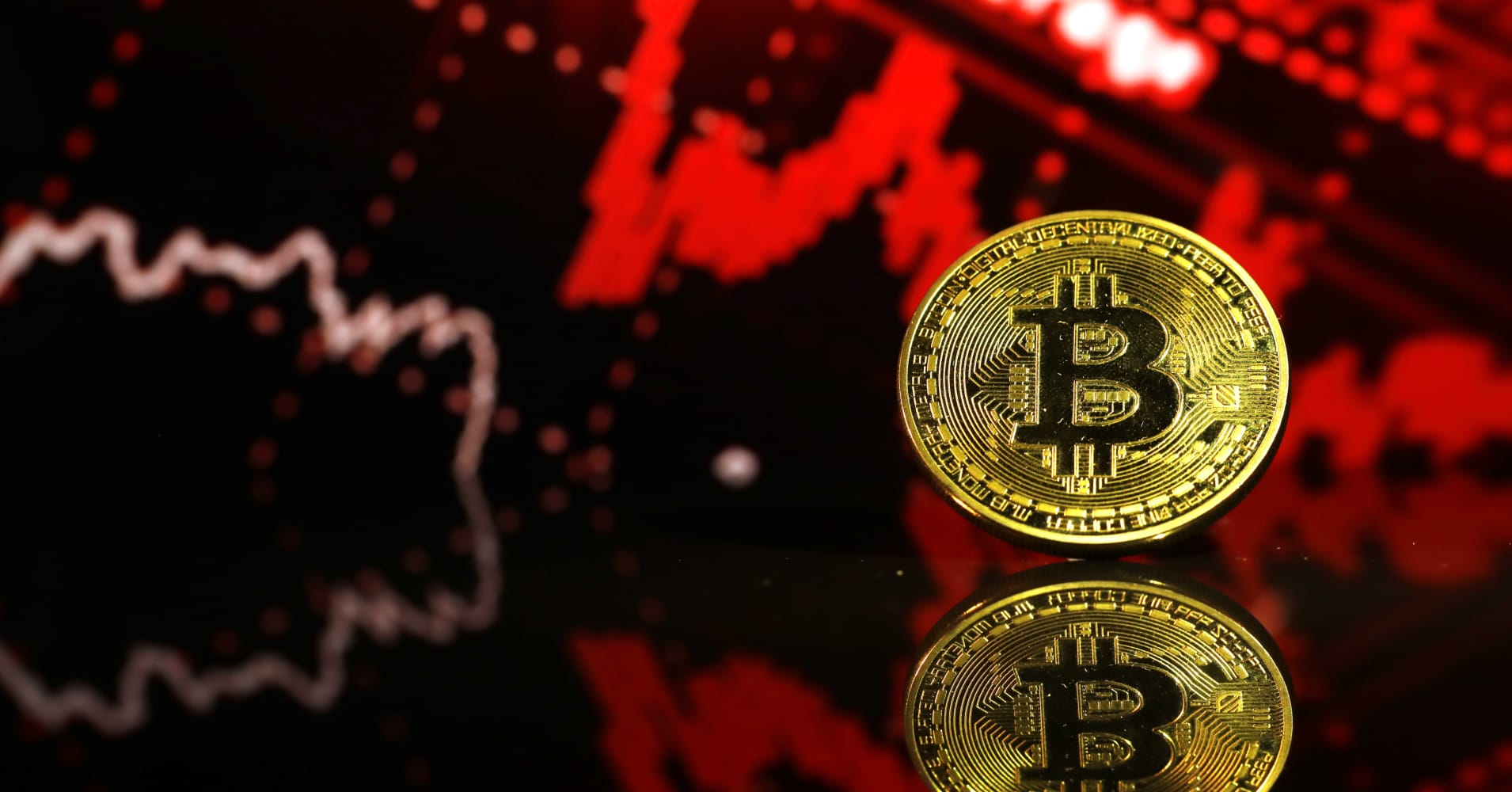 Bitcoin drops 8% to kick off December