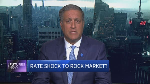 Stocks to overcome rate surge jitters and rally to new highs, Federated's chief market watcher