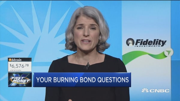 Fidelity's top 401(k) expert answers your burning bond questions