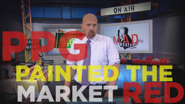 Cramer Remix: PPG just turned whole swaths of this market toxic