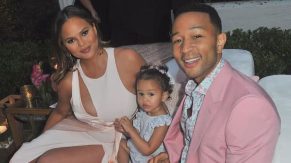 John Legend on #MeToo: It will make the world better for my daughter...and my son too