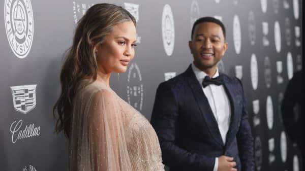 John Legend: Chrissy Teigen has made me 'less reserved'