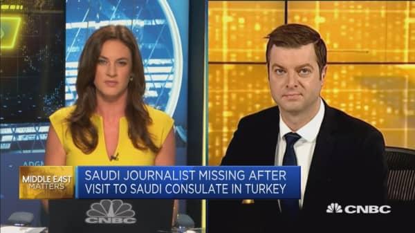 Saudi's Tadawul under pressure from banking stocks