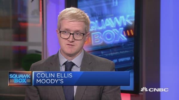 Moody's' Ellis: