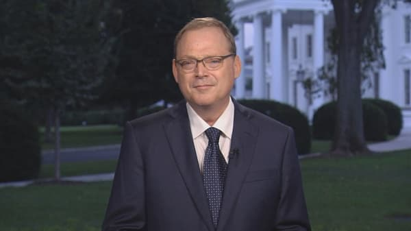 White House advisor Kevin Hassett: Higher oil prices could bring risk to outlook