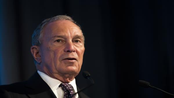 Mike Bloomberg re-registers as a Democrat as he considers presidential run