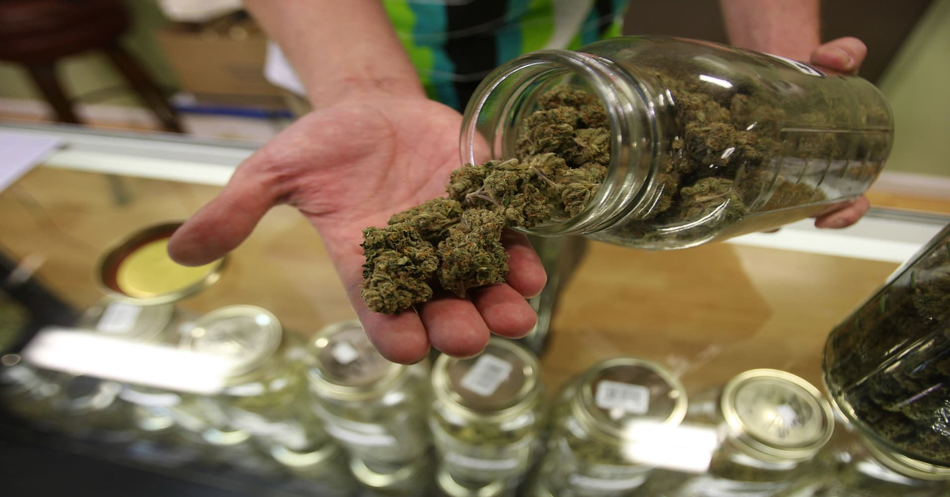 Wall Street's top pot analyst says marijuana market will be much bigger than she first thought