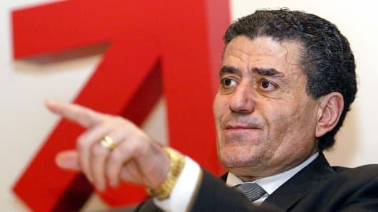 Self-made billionaire Haim Saban