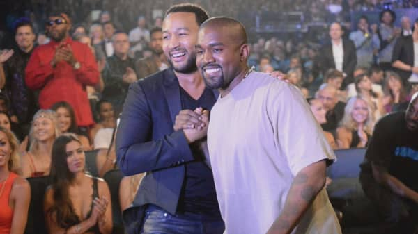 John Legend says Kanye's opinions can be 'a little bit undercooked'