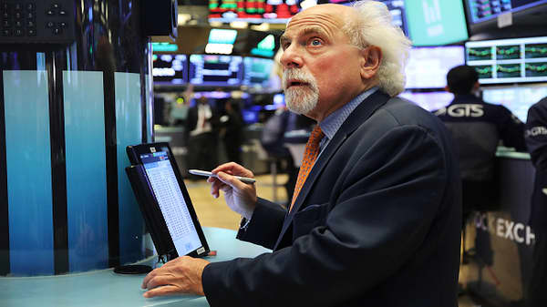Notable tech stocks hit bear market territory