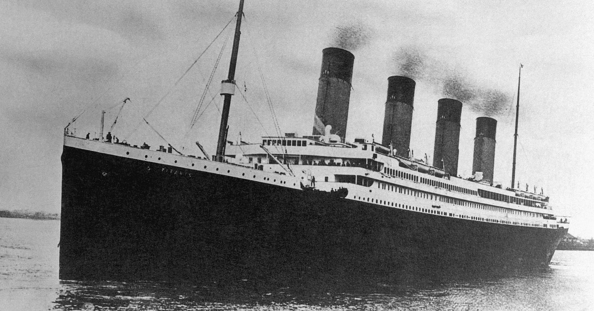 US economy like the Titanic — moving at full steam, with an iceberg ahead: Guggenheim