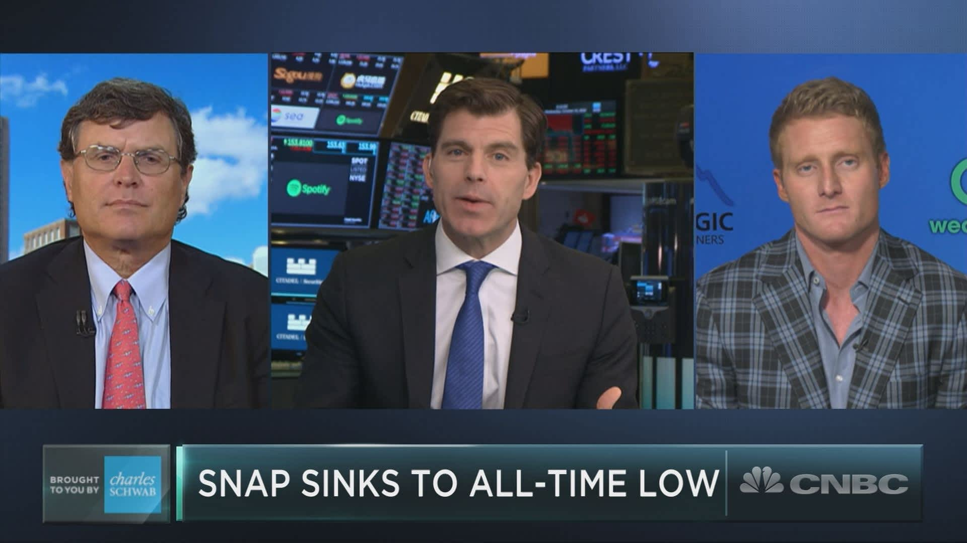 Buying Snap At All Time Low Like Buying A Lottery Ticket Strategist