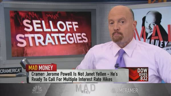 Cramer's sell-off handbook: 4 things need to happen for stocks to recover