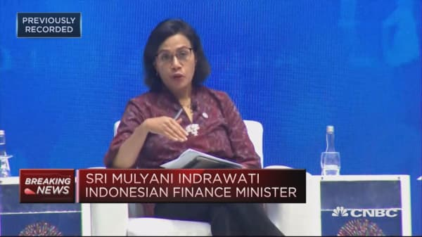 Indonesian finance minister: Fintech policy should safeguard consumers
