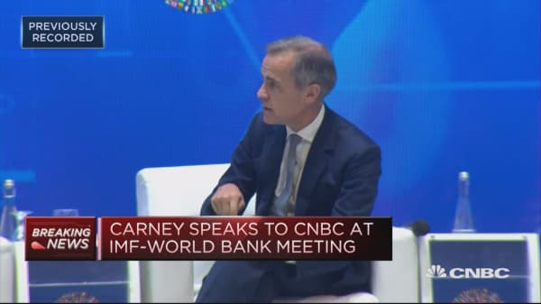 Mark Carney: Powell understands the plumbing of US and global fin systems