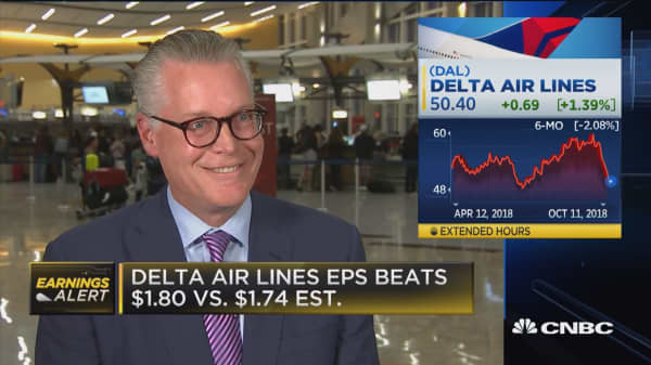 Demand has never been healthier for our brand and product, says Delta CEO