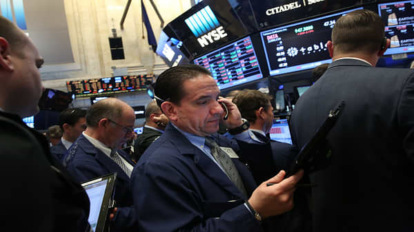 All 65 stocks in S&P tech sector fell in Wednesday sell-off