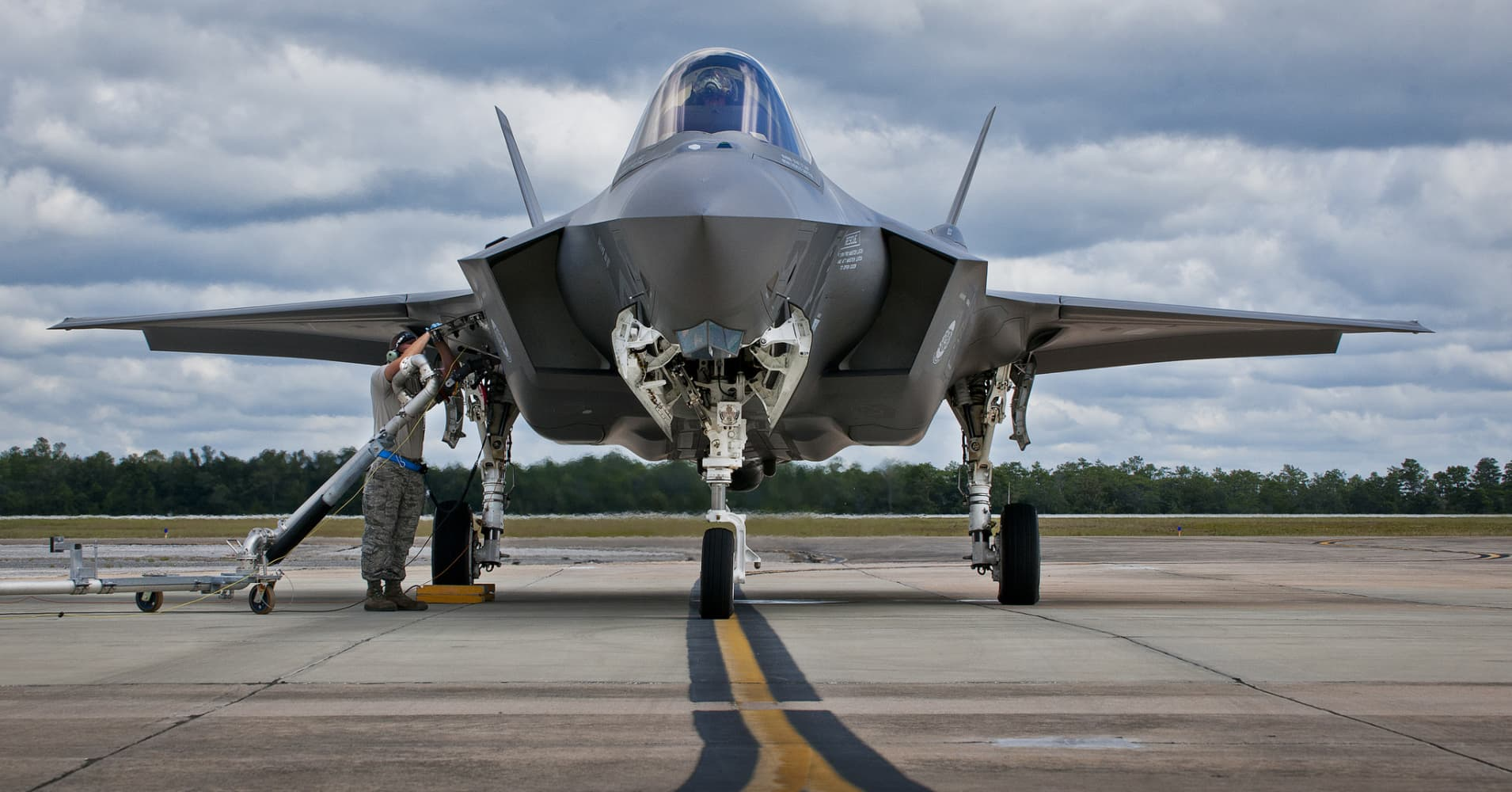 Pentagon grounds Lockheed Martin's F-35 jets after South Carolina crash