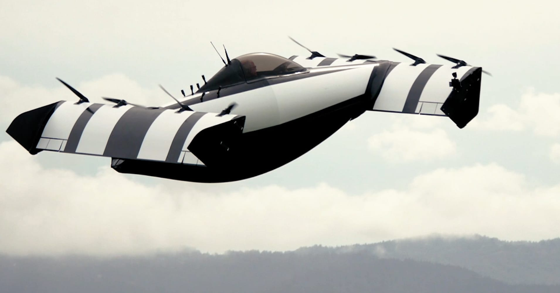 This 'flying car' backed by Google's Larry Page doesn't require a pilot's  license to fly and will cost the same as an SUV