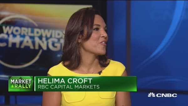 Helima Croft talks oil markets and Saudi Arabia