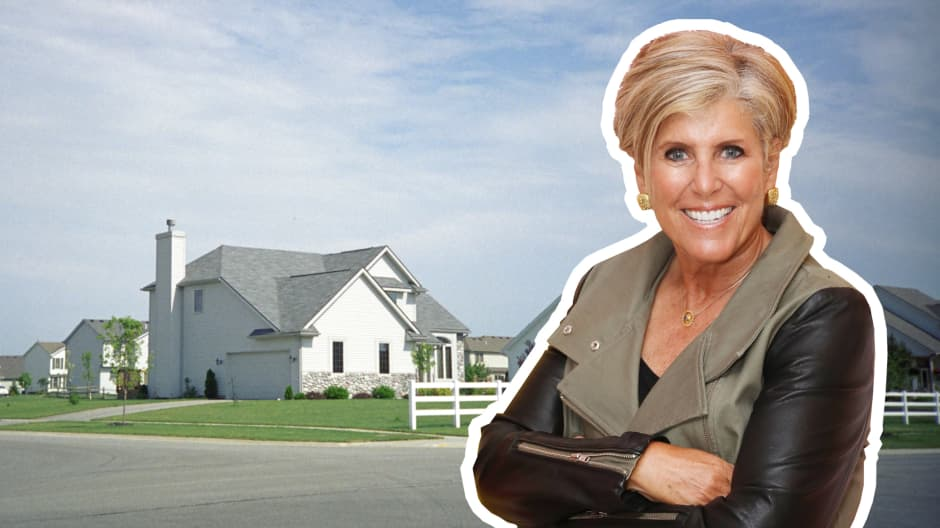 Suze Orman: You don't need to buy a home to be financially secure