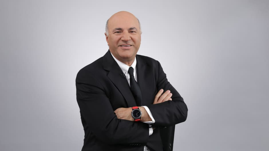 'Shark Tank' star Kevin O'Leary's secret to success: Don't focus on money