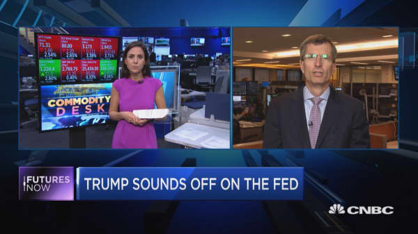 Trump won't change the Fed's plans, but one thing could: Wells Fargo strategist