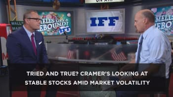 Cramer's Exec Cut: Finding stability during market uncertainty