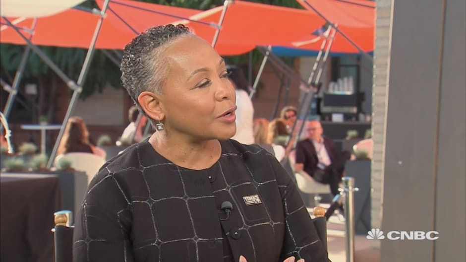 Lisa Borders on her new role as CEO of Times Up