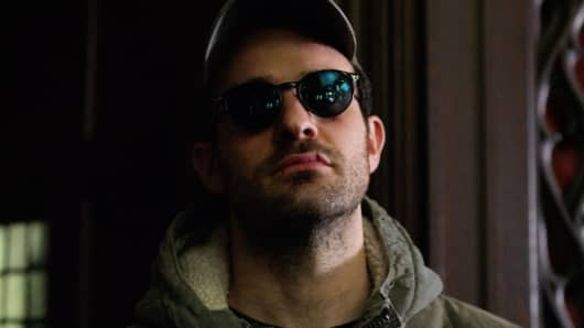 A scene from Marvel's Daredevil season 3 on Netflix