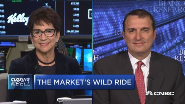 Earnings will provide clues about direction of volatile market: Strategist