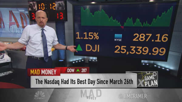 Cramer's game plan: Increased volatility could turn positive with help from Trump, Fed