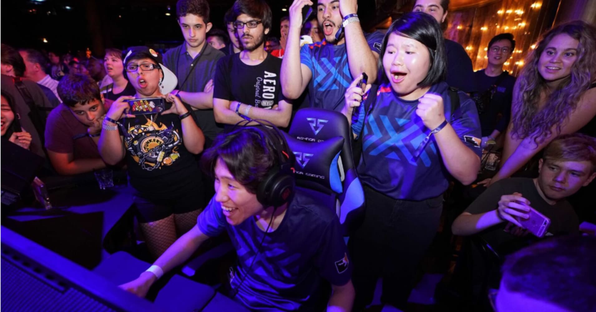 Why a former Activision Blizzard exec is diving into one of esports' biggest leagues