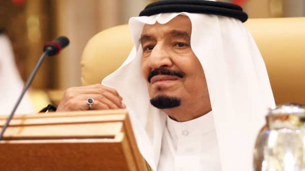 Saudi King orders internal investigation of Khashoggi case