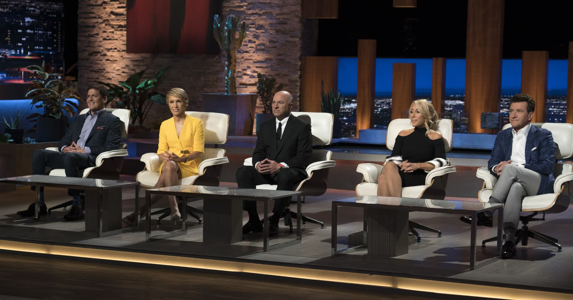 This is what happens after the cameras stop rolling on 'Shark Tank,' according to the Sharks