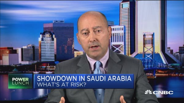 Former NATO official: Jamal Khashoggi disappearance is the Trump administration's first true foreign policy crisis