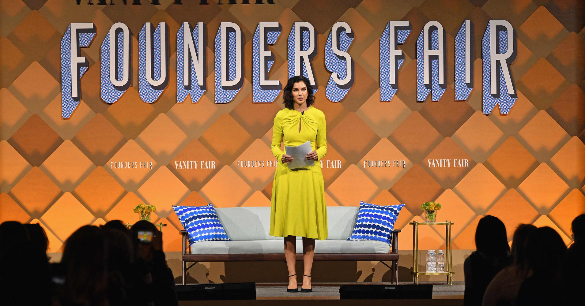 Vanity Fair's Radhika Jones shares the lessons she learned from all-girls education and Tina Brown
