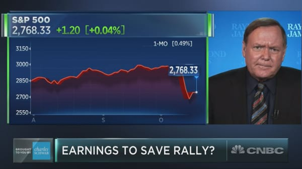 Wall Street bull predicts earnings will revive the year's record rally