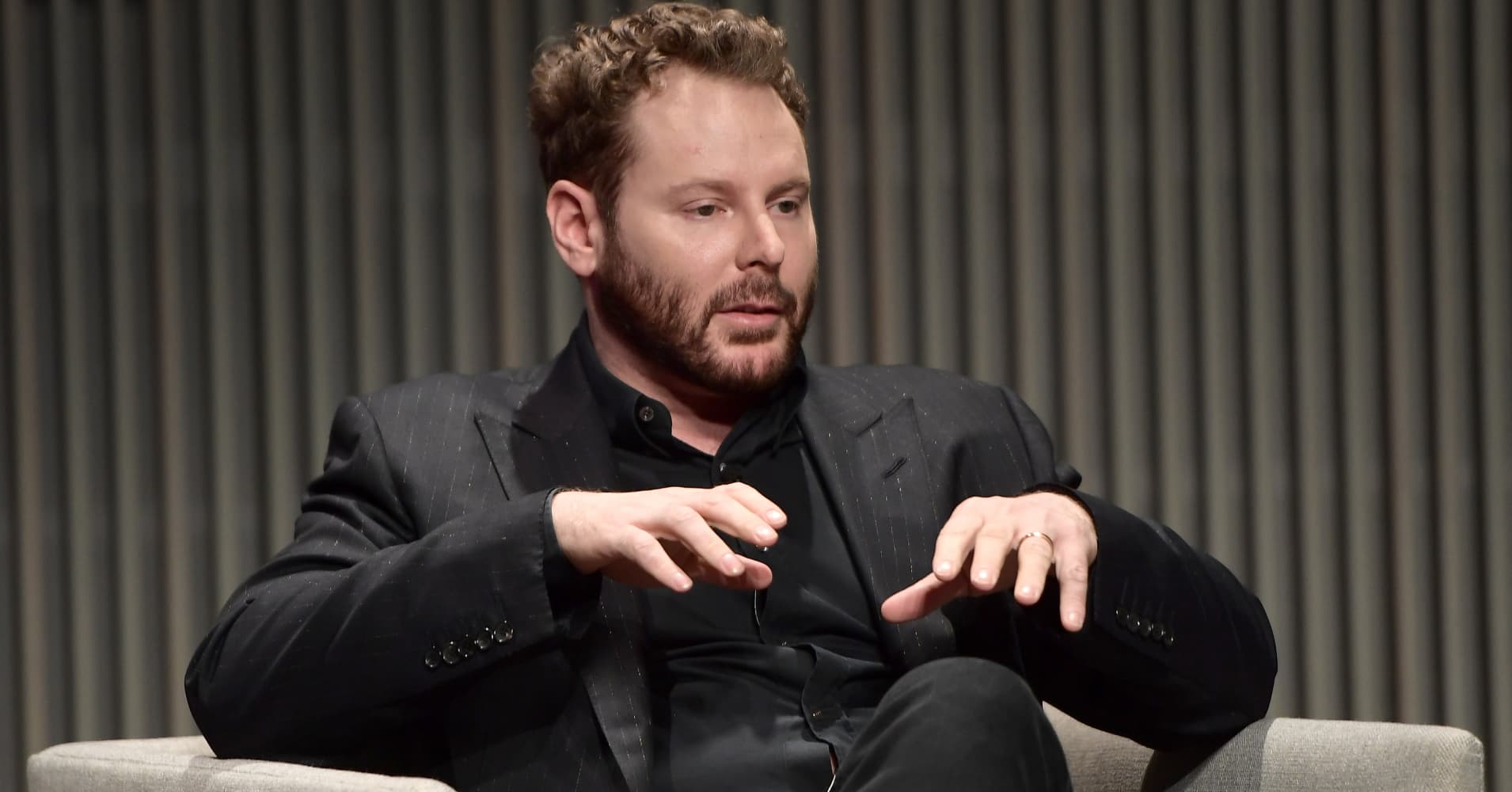 Facebook early exec Sean Parker: Why he left consumer tech for health