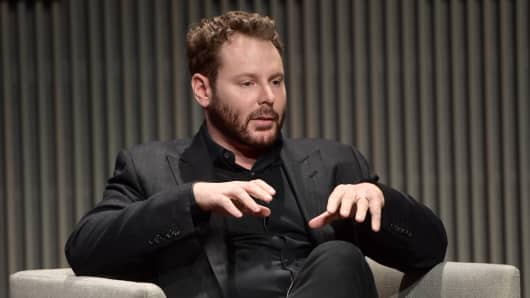 Sean Parker speaks onstage at WIRED25 Summit: WIRED Celebrates 25th Anniversary With Tech Icons Of The Past & Future on October 15, 2018 in San Francisco, California.